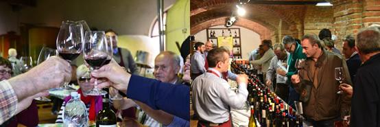 """Alcune fotografie dell'evento """"Barbera, il gusto del territorio"""""""