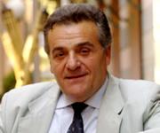 Il Presidente dell'Associazione dei Comuni del Moscato Giovanni Borriero