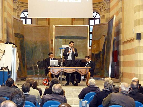L'incontro per la presentazione di Expo 2015